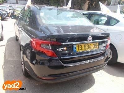 פיאט FIAT TIPO COMFORT שנת ייצור 2016  1353439