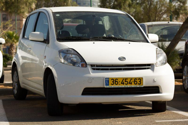 דייהטסו .SIRION CX שנת ייצור 2008  3645463
