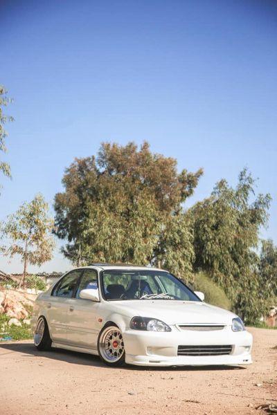 הונדה CIVIC SR שנת ייצור 1999  4170217