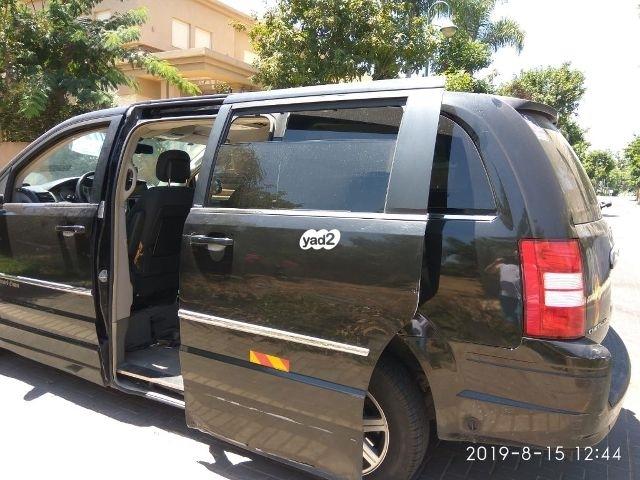 קרייזלר GRAND VOYAGER TOURING-X שנת ייצור 2010  4194773