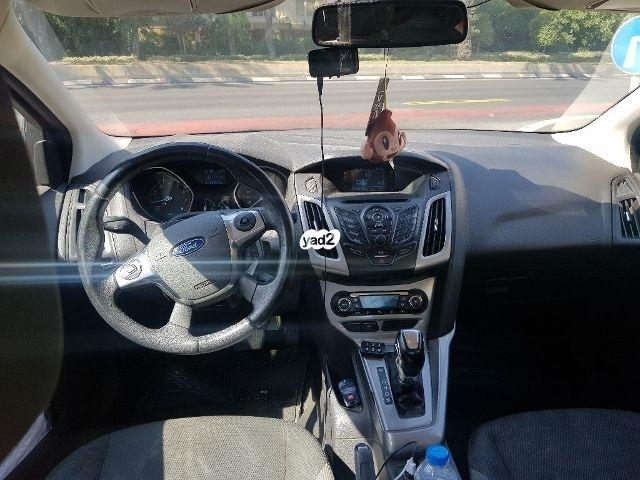 פורד FOCUS TREND שנת ייצור 2012  4452375