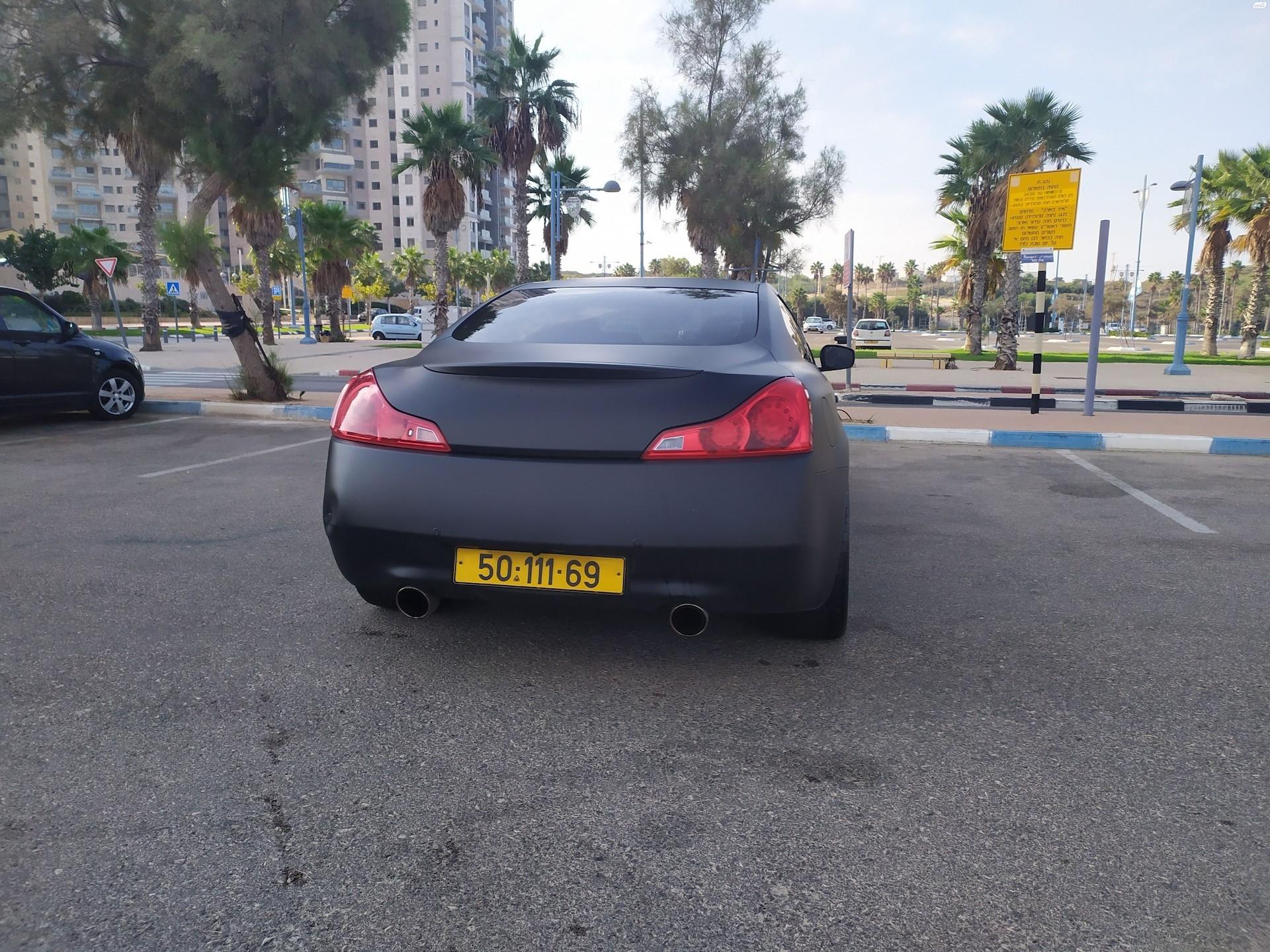 ניסאן INFINITI G37 GT שנת ייצור 2009  5011169