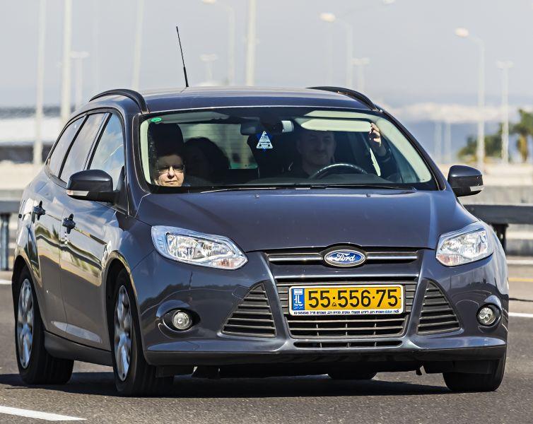 פורד FOCUS TREND שנת ייצור 2012  5555675