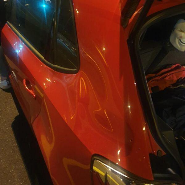 פולקסווגן POLO GTI שנת ייצור 2013  5565912
