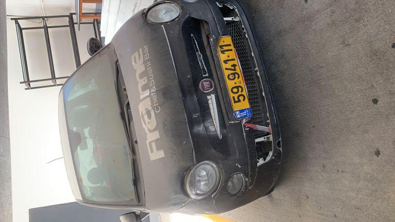 פיאט FIAT 500 1.2 POP PLUS שנת ייצור 2013  5994111