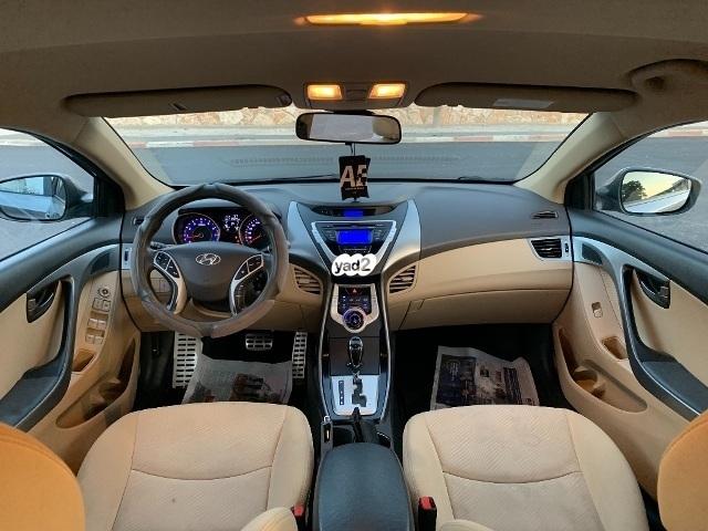 יונדאי I35 INSPIRE שנת ייצור 2012  7914278