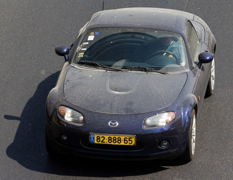 מזדה MX-5 RHT S שנת ייצור 2009  8288865