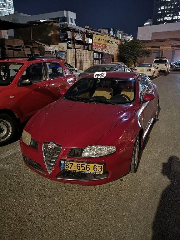 אלפא רומיאו GT DISTINCTIV שנת ייצור 2008  8765663